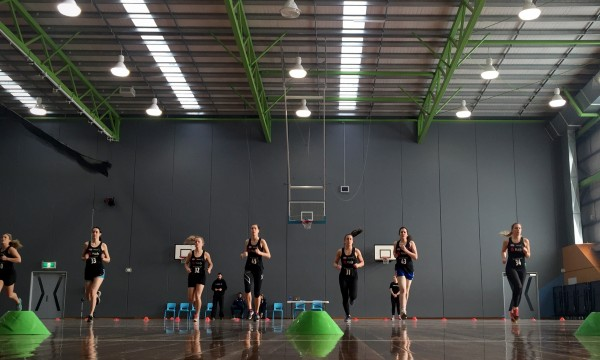 Beep test female athletes Journey To 207