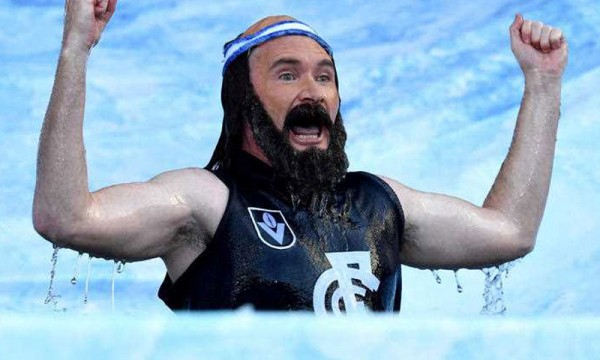 Dave Hughes as Bruce Doull Big Freeze 2 MCG