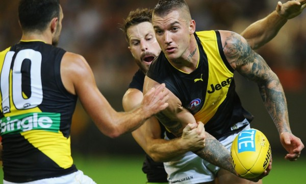 Dustin martin Round 1 Talking Points