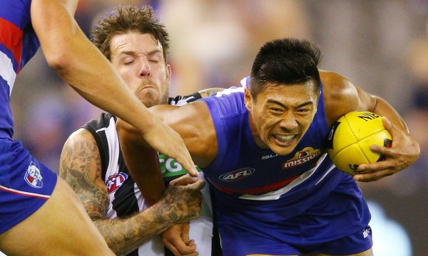 Lin Jong Free Agency CollingwoodFC