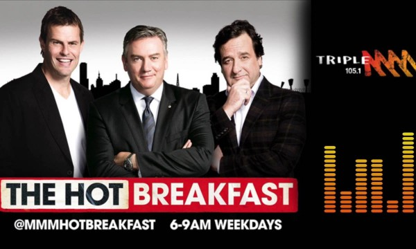 TripleM Hot Breakfast Team