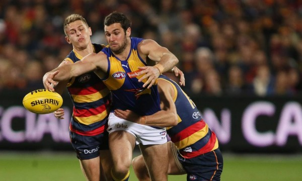 West Coast Crows Homesick Eagles